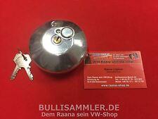 Tankdeckel für VW Bus T2 08/67-07/71 abschließbar, 2 Schlüssel, Tank (0491-475)