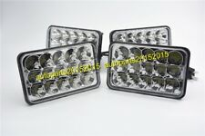 2 Pairs LED Headlights For Kenworth T400 T600 T800 W900B W900L Classic 120/132 A