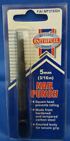 FAITHFULL Nail Punch 4.8mm (3/16in) - Square Head ****FREEPOST***