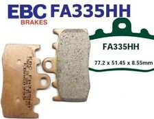 EBC PASTILLAS FRENO FA335HH Eje delant. para BMW R 1200S 06-11/07