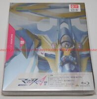 New Macross Delta Vol.5 First Limited Edition Blu-ray Booklet Japan English