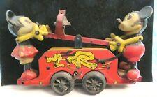 RARE Mickey & Minnie Mouse O Gauge 7