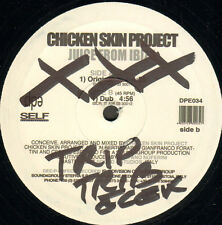 CHICKEN SKIN PROJECT - Juice From Ibiza - Dee-P-Erfect