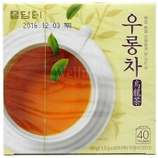 [ Damtuh ] Oolong Tea 40 Tea Bags Assists with weight loss and beauty aid