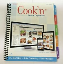 Cook/'n for Diabetes   Recipes from the American Diabetes Association  NEW Sealed