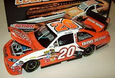 Joey Logano 2009 Home Depot Rookie #20 Camry COT 1/24 NASCAR Diecast New