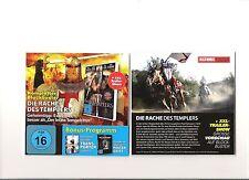 DVD screen Magazin 9/2016 Die Rache des Templers