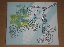 SOLEX VS. CRISTINA MARTINEZ + JON SPENCER - AMSTERDAM THROWDOWN KING STREET- CD