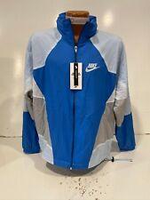 Nike Sportswear Men's Hooded Woven Windrunner Jacket AR1869 406