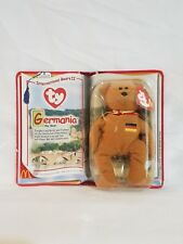 Ty Beanie Babies International Bears II Germania 1999/1990/2000 Teenie Baby