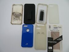 New listing iPhone 7+ Cell Phone Case Lot Pug