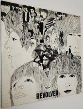 REVOLVER THE BEATLES RELEASED 1978 VINYL (LP, ALBUM CLEAN AND FABULOUS CONDITION