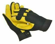 Gold Leaf Soft Touch Gardening Gloves Womens Ladies BNIP