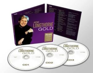 JOE LONGTHORNE GOLD 3 CD SET (54 TRACKS) (Released April 21st 2021)