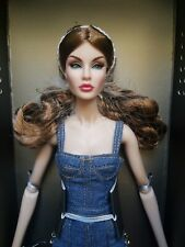 NRFB EYE CANDY RAYNA AHMADI NU FACE Fashion Royalty Integrity doll W Club FR 12""