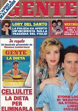 1991 05 02 - GENTE - N.17 - ANNO XXXV - 02 05 1991 - LORELLA CUCCARINI