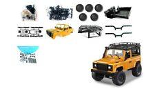 AMEWI Geländewagen 4WD Rock Crawler 1:16 Bausatz, gelb - 22379