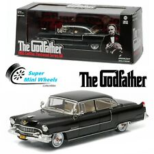 Greenlight 1:43 - The Godfather - 1955 Cadillac Fleetwood Series 60 Special