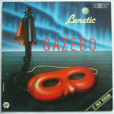 "GAZEBO - Lunatic - 12""-Maxi"