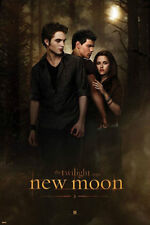 TWILIGHT NEW MOON Movie Poster  - Full Size 24x36 ~ Pattinson Stewart Lautner
