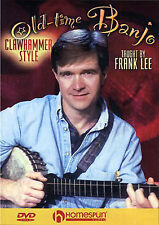 Learn to Play Old Time Banjo Clawhammer + TAB Book DVD