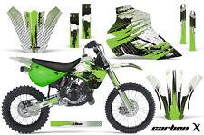 Kawasaki KX80 KX100 Graphic Kit AMR Racing Bike Decal Sticker KX 95-97 CBNX G