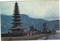 Bali - CPSM - Candi Kuning Tempel at Lake Bratan