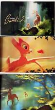 BAMBI 2 - Walt Disney Animation - FRENCH PRESSBOOK