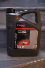 Aceite del motor/vorkriegsoldtimeröl SAE 40, 5 LTR. (9000206, 03/06)