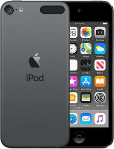 New Apple iPod touch (7th generation) - Black, 256gb, 1 year warranty