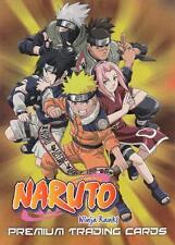 Naruto Ninja Ranks Premium Trading Cards 2006 promo PN-1