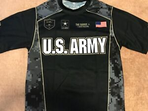 "NHRA DRAG RACING ""US ARMY RACING"" TONY SHUMACHER  UNIFORM T- SHIRT  SIZE 3X"