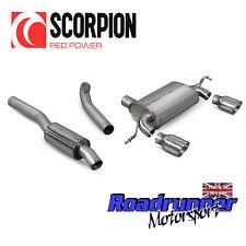 Scorpion AUDI TT MK1 Quattro Stainless Cat Back Exhaust System 1.8 T 99-06 SAU040