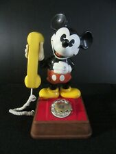 Vintage Mickey Mouse Phone 1976  American Telecommunications!!  See Pics!!