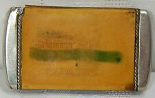 Vtg Atq Palace of Arts St Louis Mo Expo World Fair 1904 Match Safe Keeper