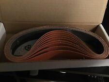 Norton R980 Sanding Belts Abrasives Blaze 60 Grit Box of 10
