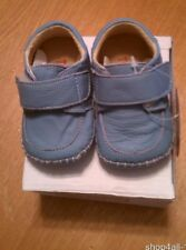 Toot Skooters Boys Crib Shoes Size 1 Adjustable Open Soft Sole Leather Adorable