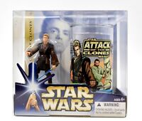 Star Wars Attack of The Clones - Anakin Skywalker with Character Cup Gift Set