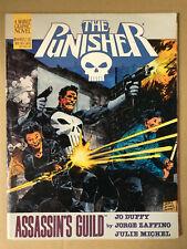 Punisher Assassin's Guild Marvel Graphic Novel Zaffino