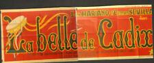 Affiches publicitaires anciennes de collection art