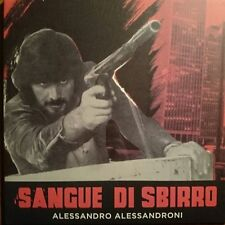 Alessandro Alessandroni – Sangue Di OST LP QUATRE MOUCHES 2016 Ltd. Ed 500