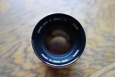 VINTAGE CANON FL 50mm f1.4 lens  - Excellent condition!