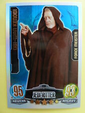 Force Attax Star Wars 1 (2012, blau), Obi-Wan Kenobi (230) Force Meister
