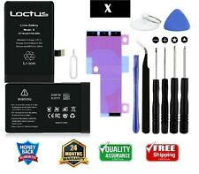 2716mAh Replacement Battery iPhone X with Complete Tool Kit 24 Months Warranty