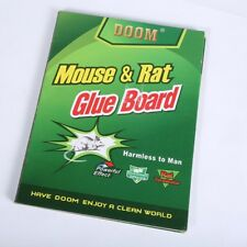 20 x Mice Glue Traps Board Sticky Trapper Rodent Mouse Rat Snake Bugs Safe Tools