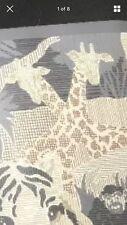 Giraffe Wallpaper Border African Wildlife  Neutral Village 2 Rolls 581155