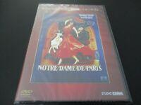 "DVD NEUF ""NOTRE-DAME DE PARIS"" Gina LOLLOBRIGIDA, Anthony QUINN / Jean DELANNOY"