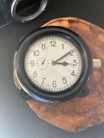 AVRM ZChZ Vintage Russian Tank T-34 & USSR Aircraft Helicopter Clock #1227