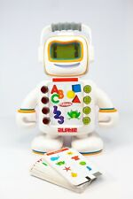Playskool Alphie Educational Interactive Talking Robot Toy & 31 cards Free post