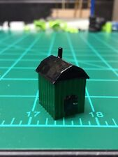 HO Scale Wood Burner Hand Painted
